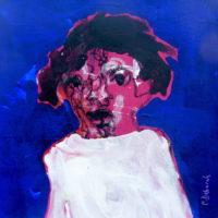 Les sans souci #1, Priscille Deborah, artiste plasticienne expressionniste sensualiste