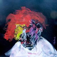 Les sans souci #3, Priscille Deborah, artiste plasticienne expressionniste sensualiste