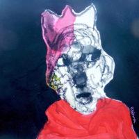 Les sans souci #4, Priscille Deborah, artiste plasticienne expressionniste sensualiste