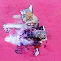 Les sans souci #5, Priscille Deborah, artiste plasticienne expressionniste sensualiste