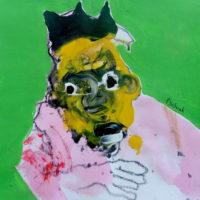 Les sans souci #6, Priscille Deborah, artiste plasticienne expressionniste sensualiste