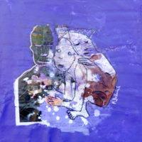 Les sans souci #8, Priscille Deborah, artiste plasticienne expressionniste sensualiste