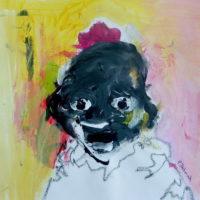 Les sans souci #9, Priscille Deborah, artiste plasticienne expressionniste sensualiste