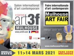 Art3F Mulhouse (11 mars – 14 mars 2021)
