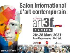 Art3F Nantes (26 – 28 mars 2021)